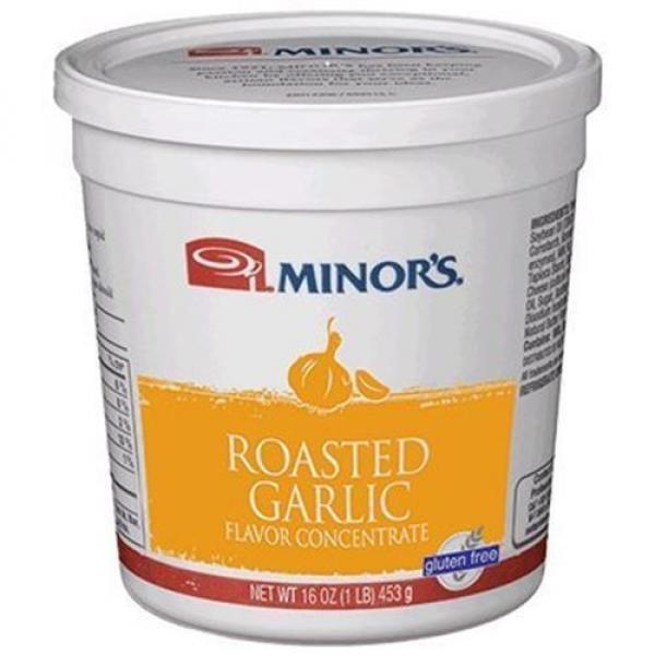 Minor's Roasted Garlic #1 image