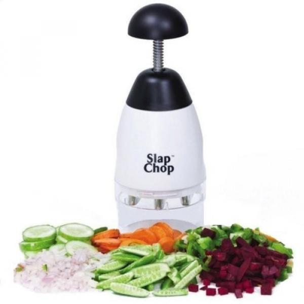 Kitchen Tool Chop Slap Vegetable Chopper Food Garlic Fruit Cutter Magic Slicer #1 image
