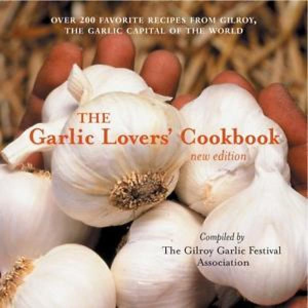 The Garlic Lovers' Cookbook #1 image